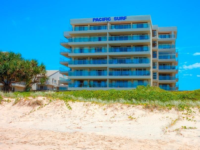 Pacific Surf Absolute Beachfront Apartments - Hotell och Boende i Australien , Guldkusten