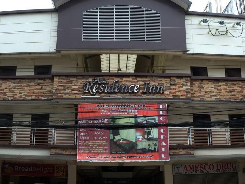 棕櫚住所旅店  達沃市