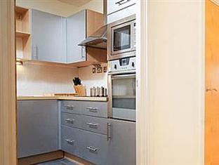 London Bridge Serviced Apartments London - Kitchenette