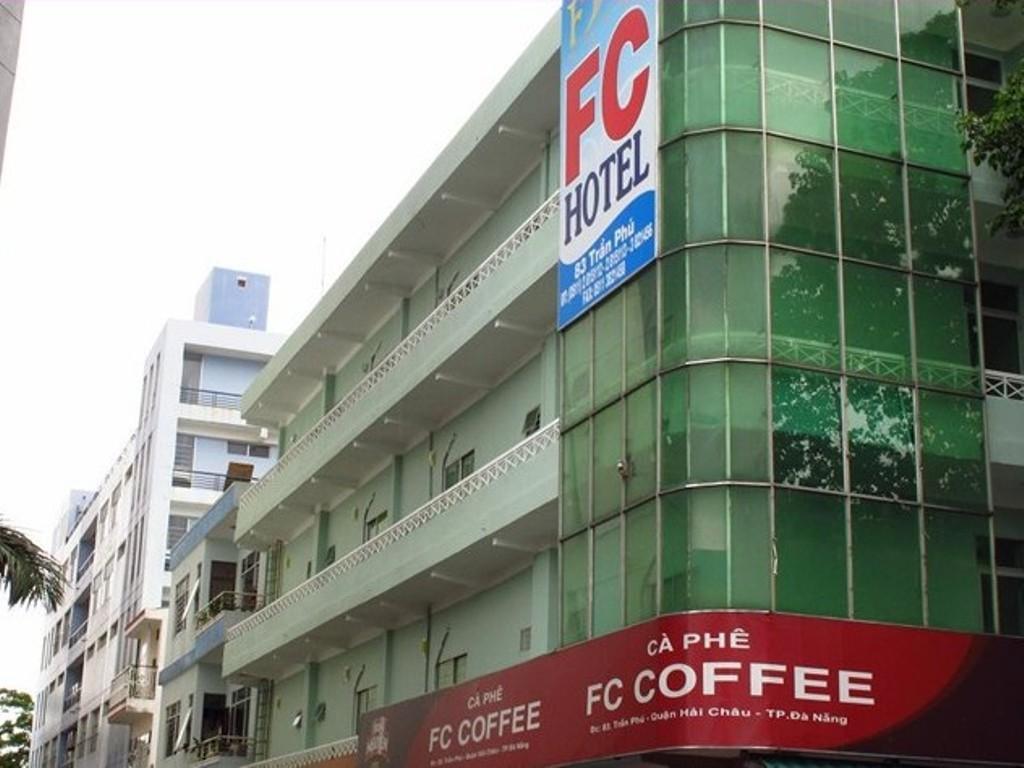FC Hotel Danang - Hotell och Boende i Vietnam , Da Nang