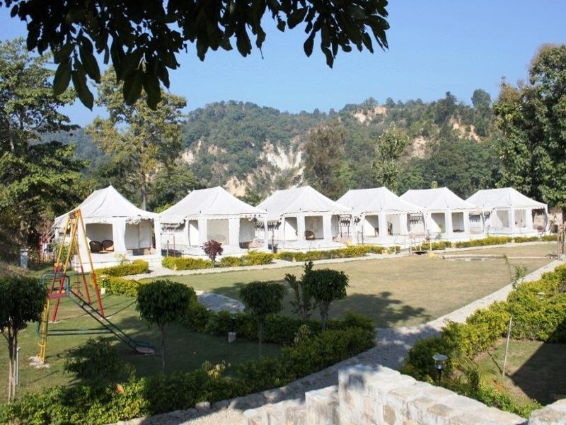 Corbett Wood Resort Corbett