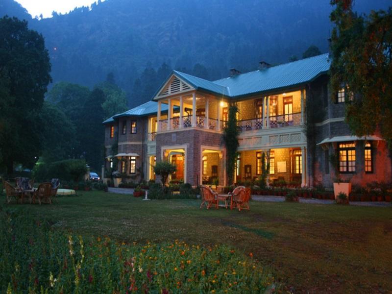 Hotel Balrampur House - Nainital
