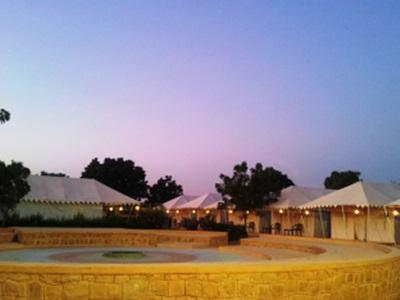 Mahadev Resort - Hotel and accommodation in India in Jaisalmer