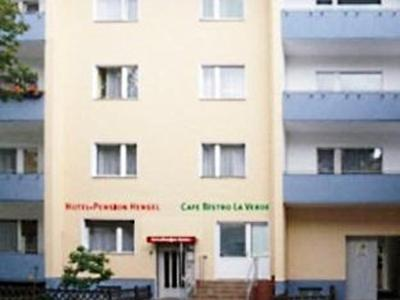 Hotel-Pension Hensel Berliin
