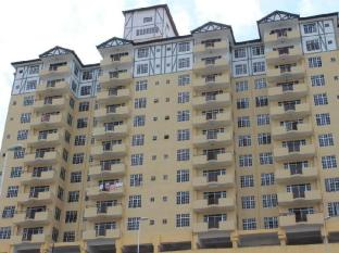 Harvest Green Apartment @ Crown Imperial Court - 3 star located at Cameron Highlands