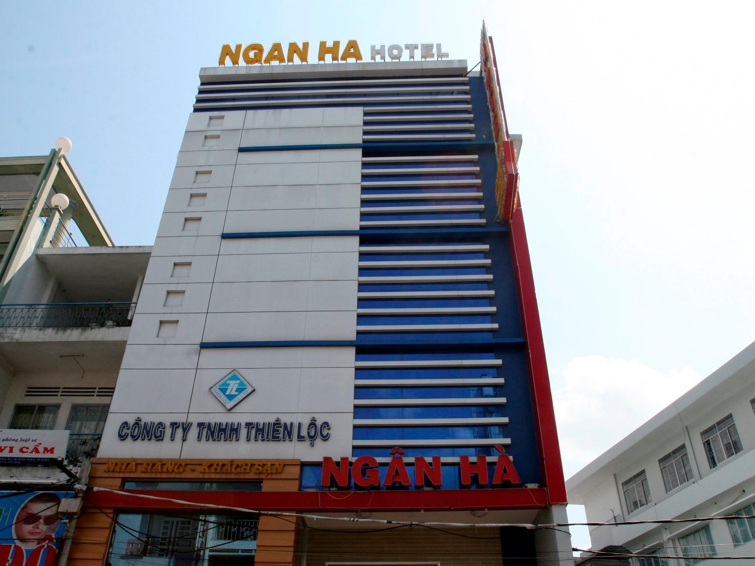 Ngan Ha Hotel - Hotell och Boende i Vietnam , Can Tho