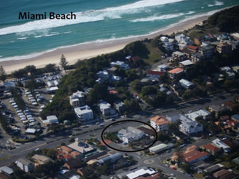 Miami Shore Apartments & Motel - Hotell och Boende i Australien , Guldkusten