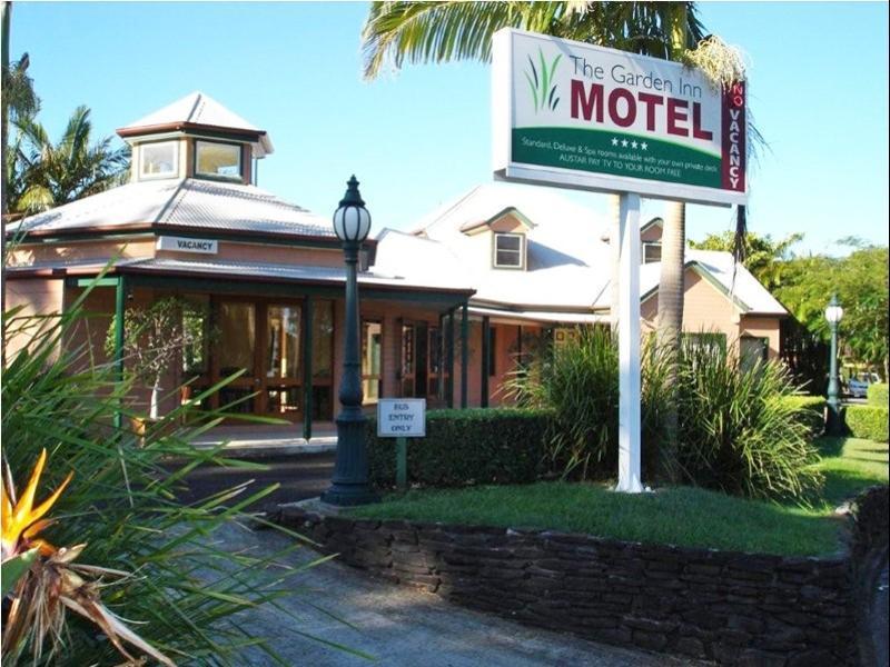 Arabella Garden Inn Motel - Hotell och Boende i Australien , Ballina