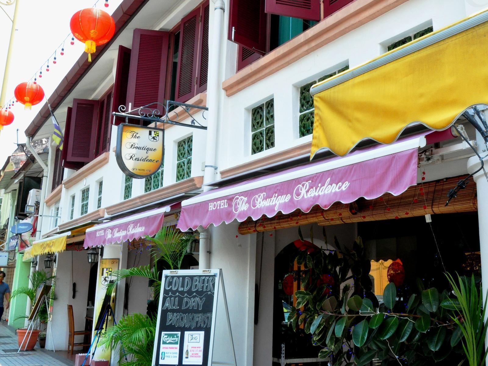 The Boutique Residence Hotel - Penang