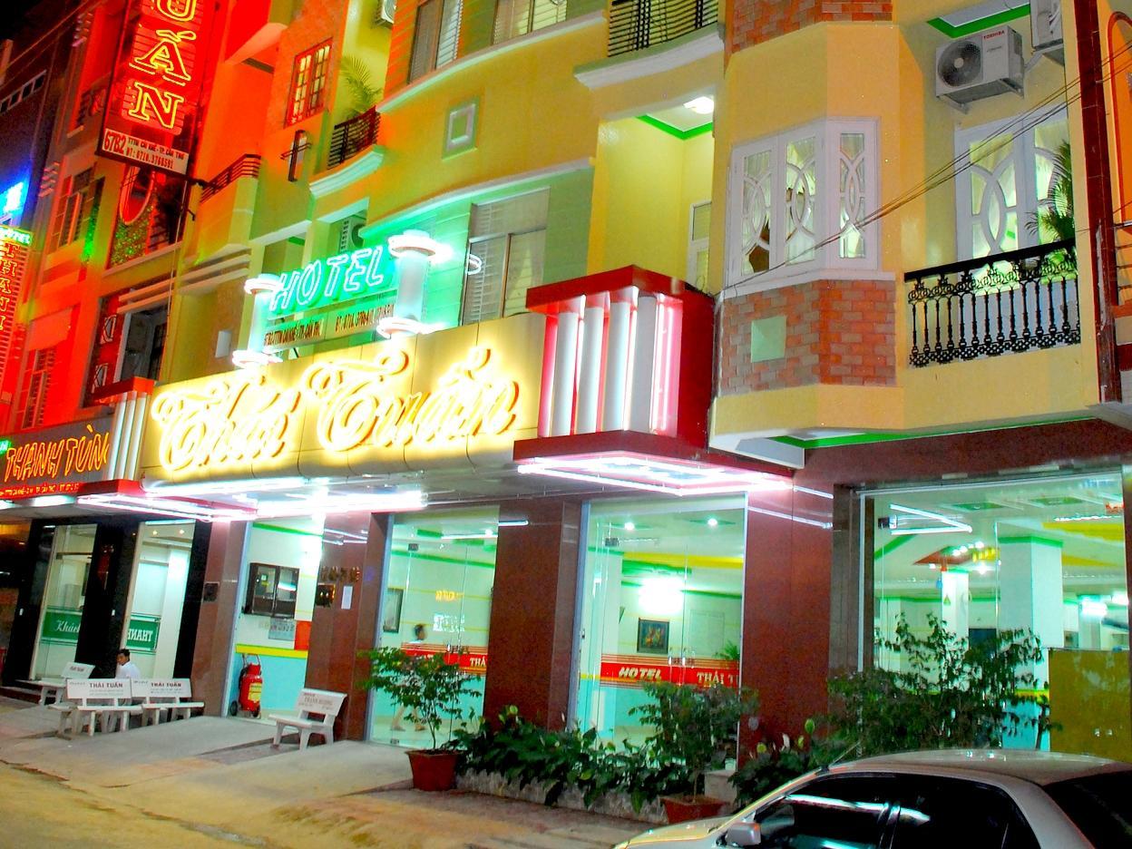 Thai Tuan Hotel - Hotell och Boende i Vietnam , Can Tho