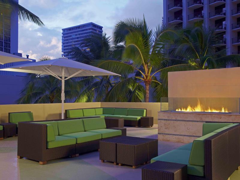 Hyatt Place Waikiki Beach Hotel