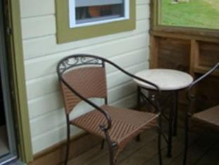 Bay Leaf Cottages & Bistro Lincolnville (ME) - Balkon/Taras