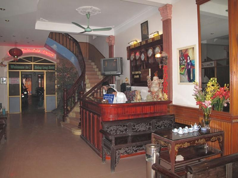 Hoang Long Hotel - Hotell och Boende i Vietnam , Hanoi