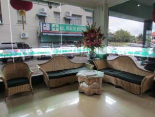 Hotel Hung Hung Kuching - Empfangshalle