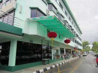 โฮเต็ลฮังฮัง กูชิง - ภายนอกโรงแรม