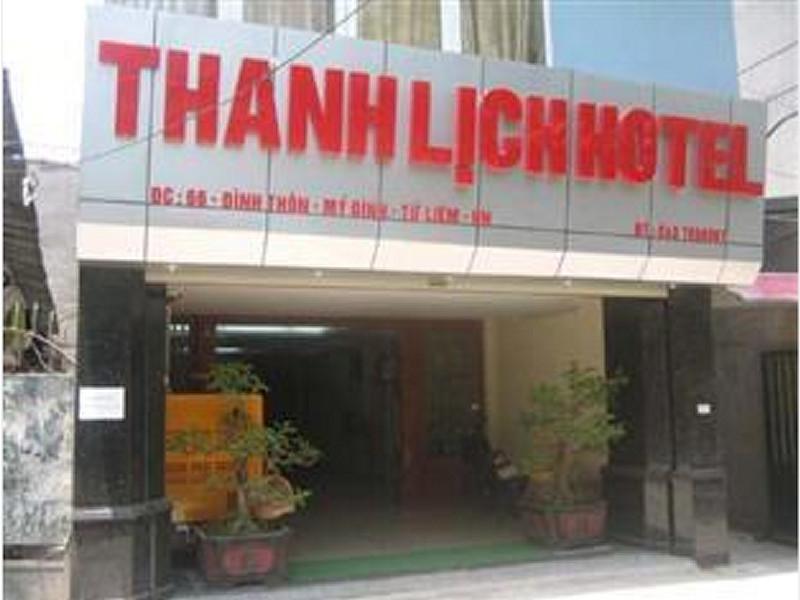 Thanh Lich Hotel - Hotell och Boende i Vietnam , Hanoi