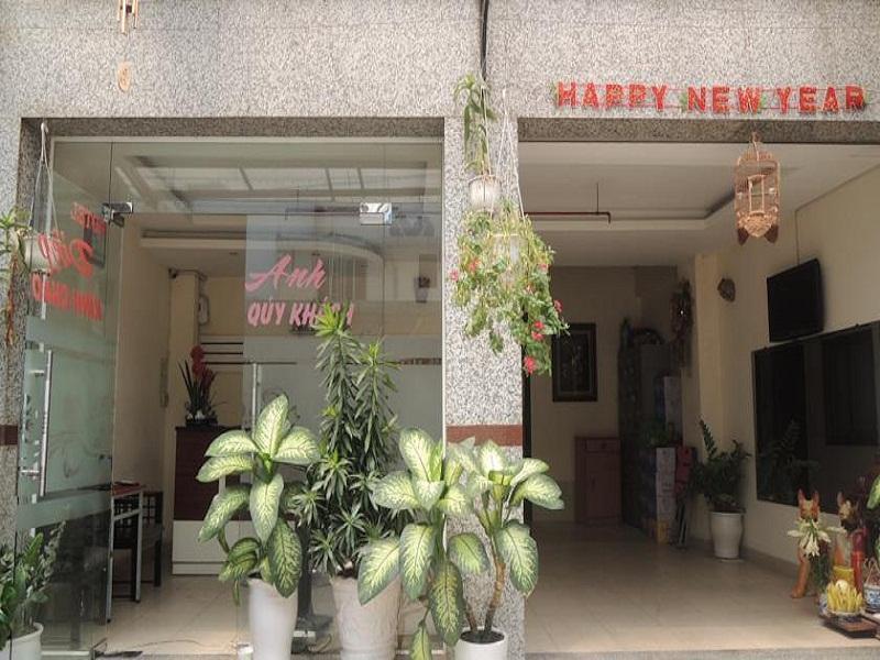 Diep Anh Hotel - Hotell och Boende i Vietnam , Ho Chi Minh City