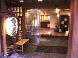 Ikaho Onsen Aoyama Ryokan Gunma - Entrance