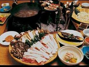Ikaho Onsen Aoyama Ryokan Gunma - Restaurant