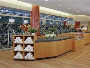 Hilton And Towers Hotel New York (NY) - Fitness Room