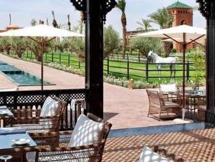 Selman Marrakech Marrakech - Restaurant