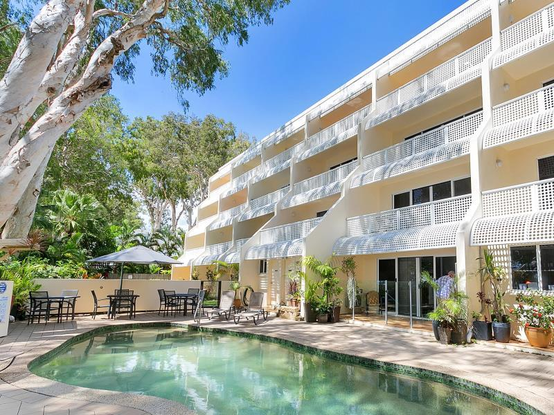 On Palm Cove Beachfront Apartments - Hotell och Boende i Australien , Cairns