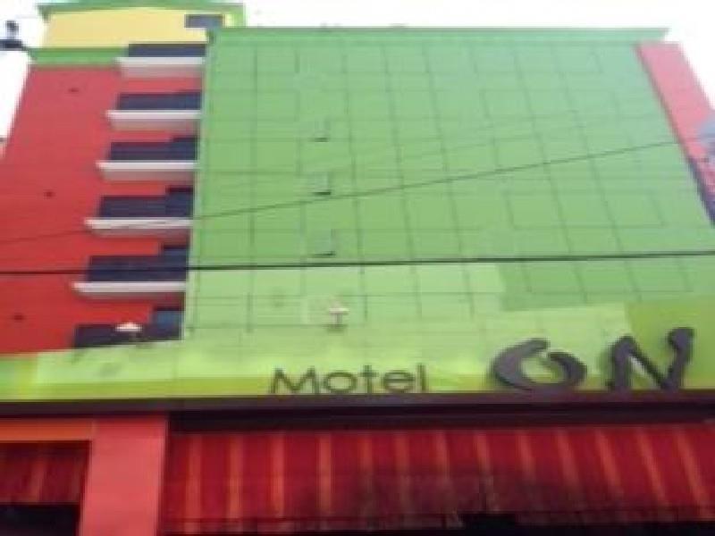 โรงแรม ออนโมเต็ล โอบังดง  (On Motel Eobang-dong)