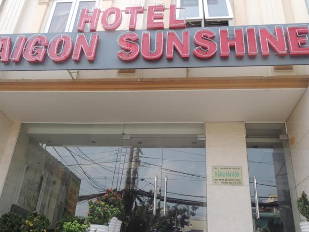 Saigon Sunshine hotel - Hotell och Boende i Vietnam , Ho Chi Minh City