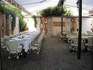 Roxane Guesthouse Budapest - Restaurant