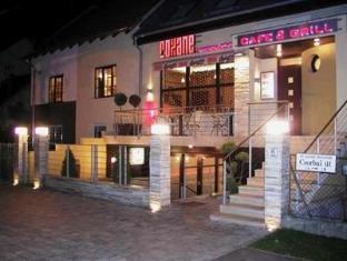 Roxane Guesthouse Budapest - Hotel Aussenansicht