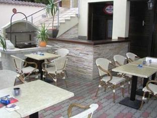 Roxane Guesthouse Budapest - Balkon/Terrasse
