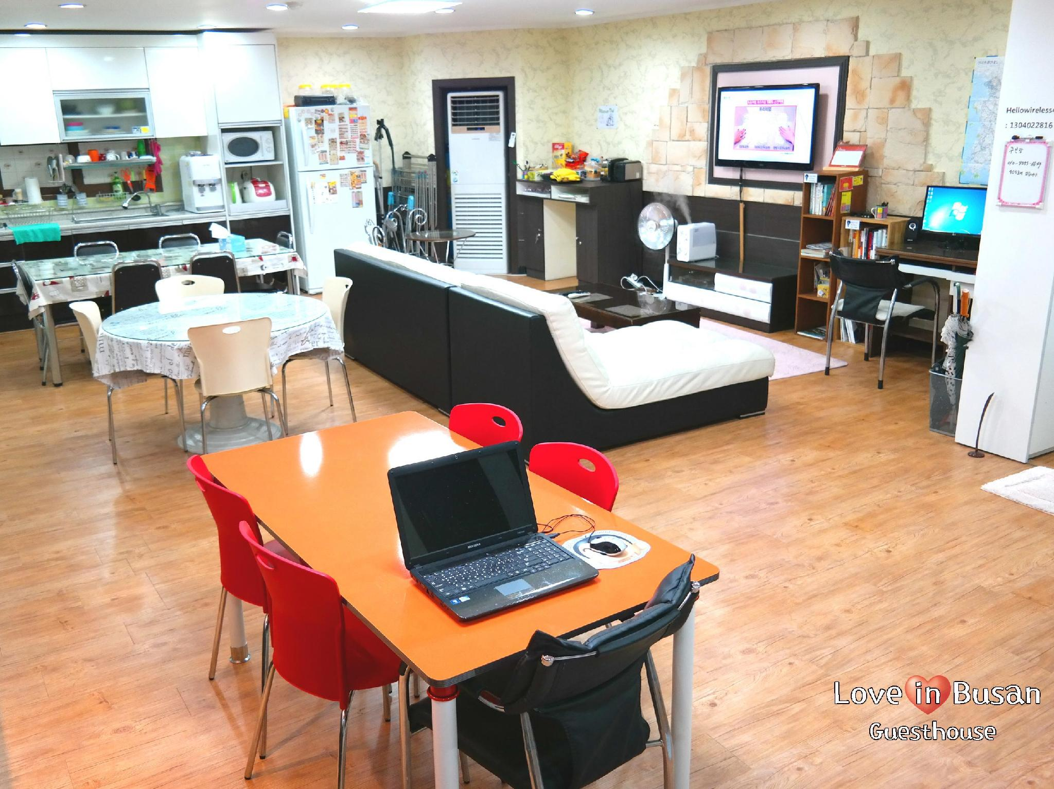 Love In Busan Guest  House - Hotels and Accommodation in South Korea, Asia