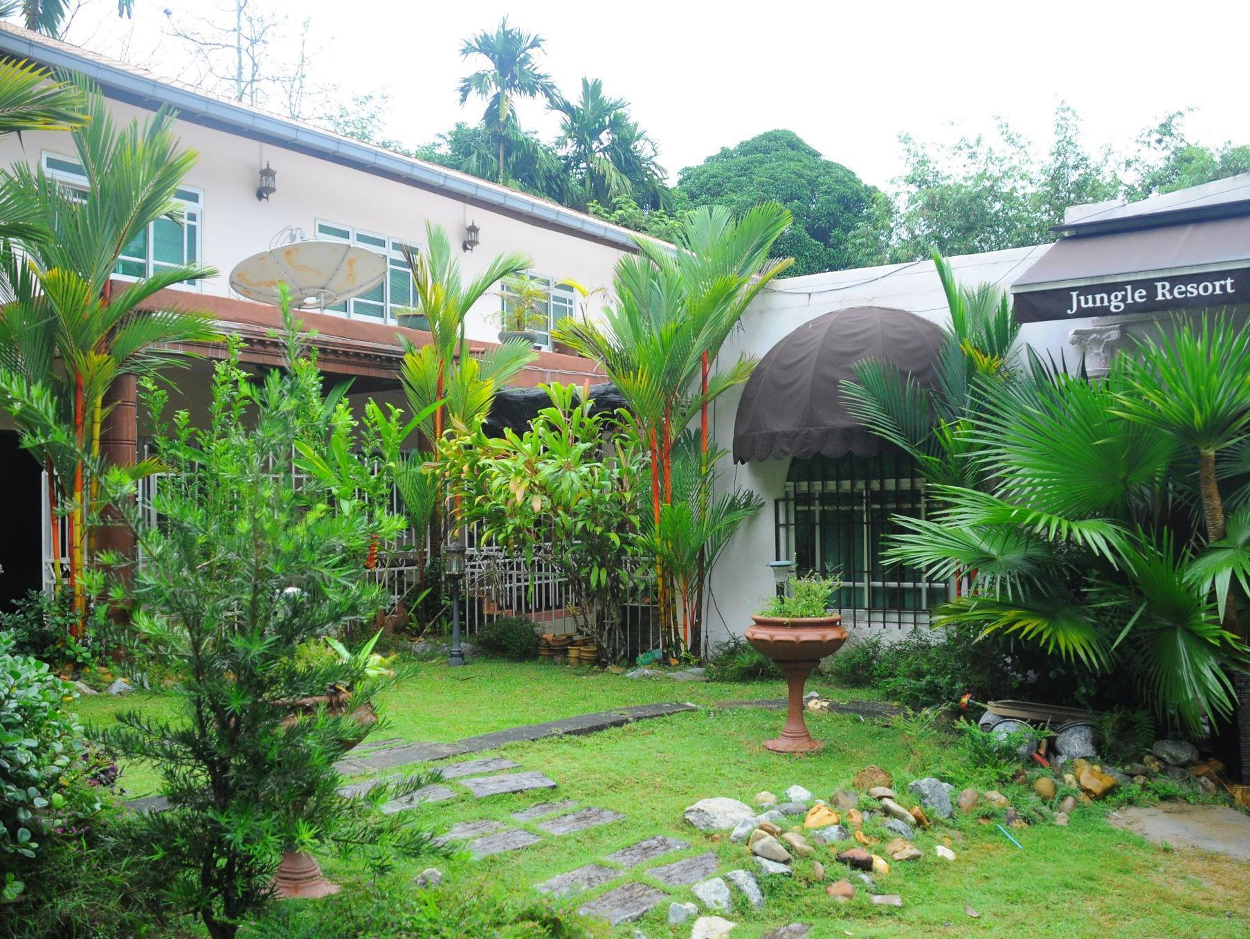 Jungle Resort Sik