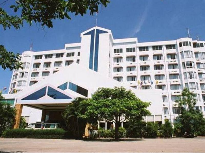 Thepnakorn Hotel - Hotels and Accommodation in Thailand, Asia