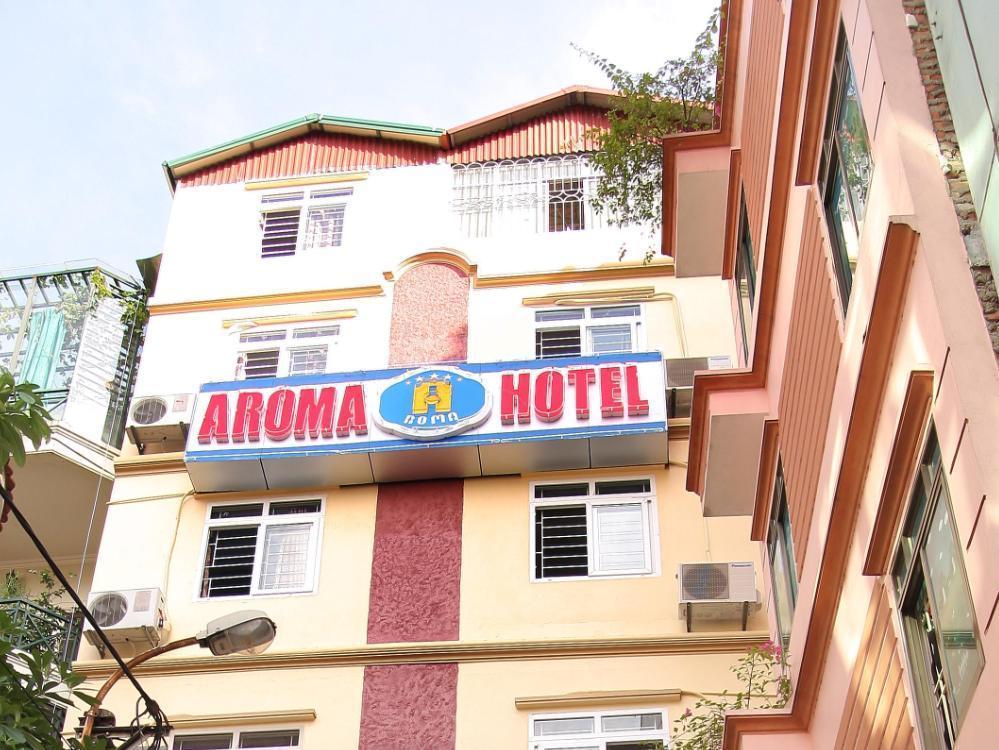Aroma Hotel - Lang Ha - Hotell och Boende i Vietnam , Hanoi