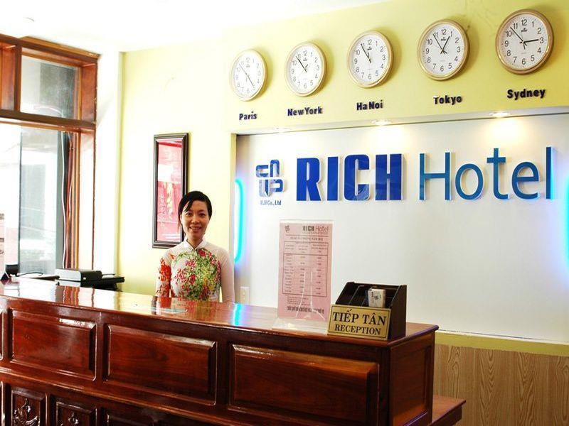 Rich Hotel - Hotell och Boende i Vietnam , Can Tho
