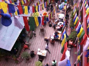 Hotel Himalaya Yoga Kathmandu - View