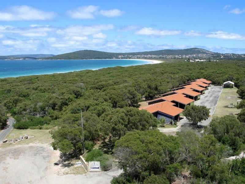 Emu Beach Chalets - Hotell och Boende i Australien , Albany