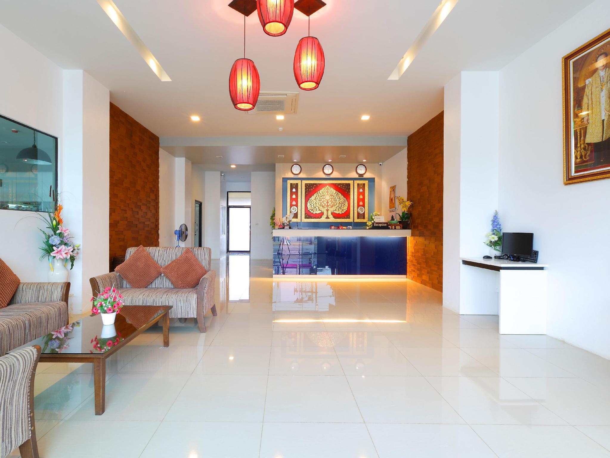 Hotell Sri Boutique Hotel i Patong, Phuket. Klicka för att läsa mer och skicka bokningsförfrågan