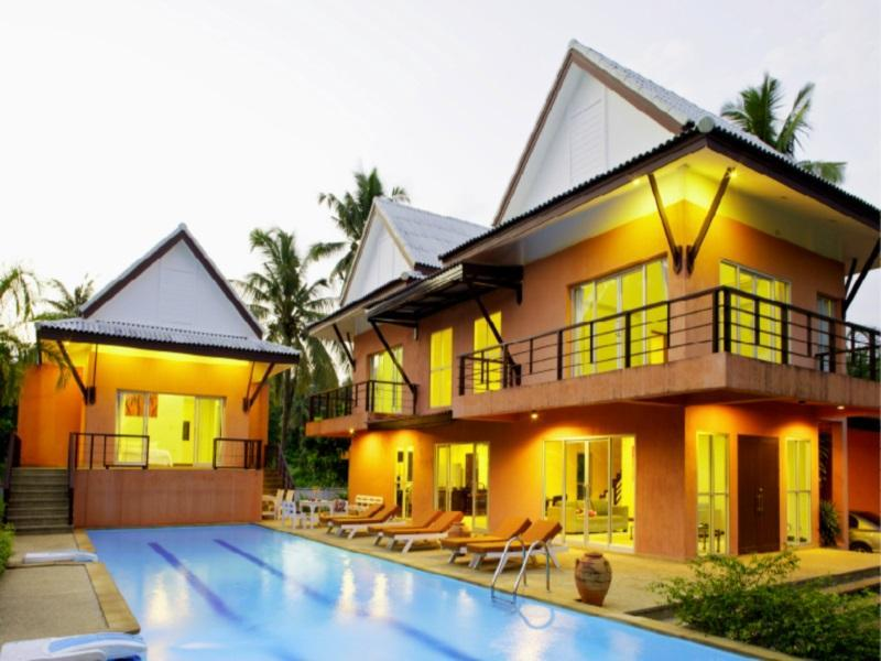 Breda Beach Private Pool Villa - Hotels and Accommodation in Thailand, Asia