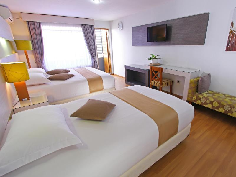 Accordia Dago Hotel - Hotels and Accommodation in Indonesia, Asia