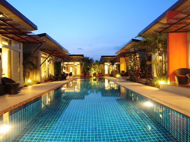 Hotell Phu NaNa Boutique Hotel i Naiharn, Phuket. Klicka för att läsa mer och skicka bokningsförfrågan