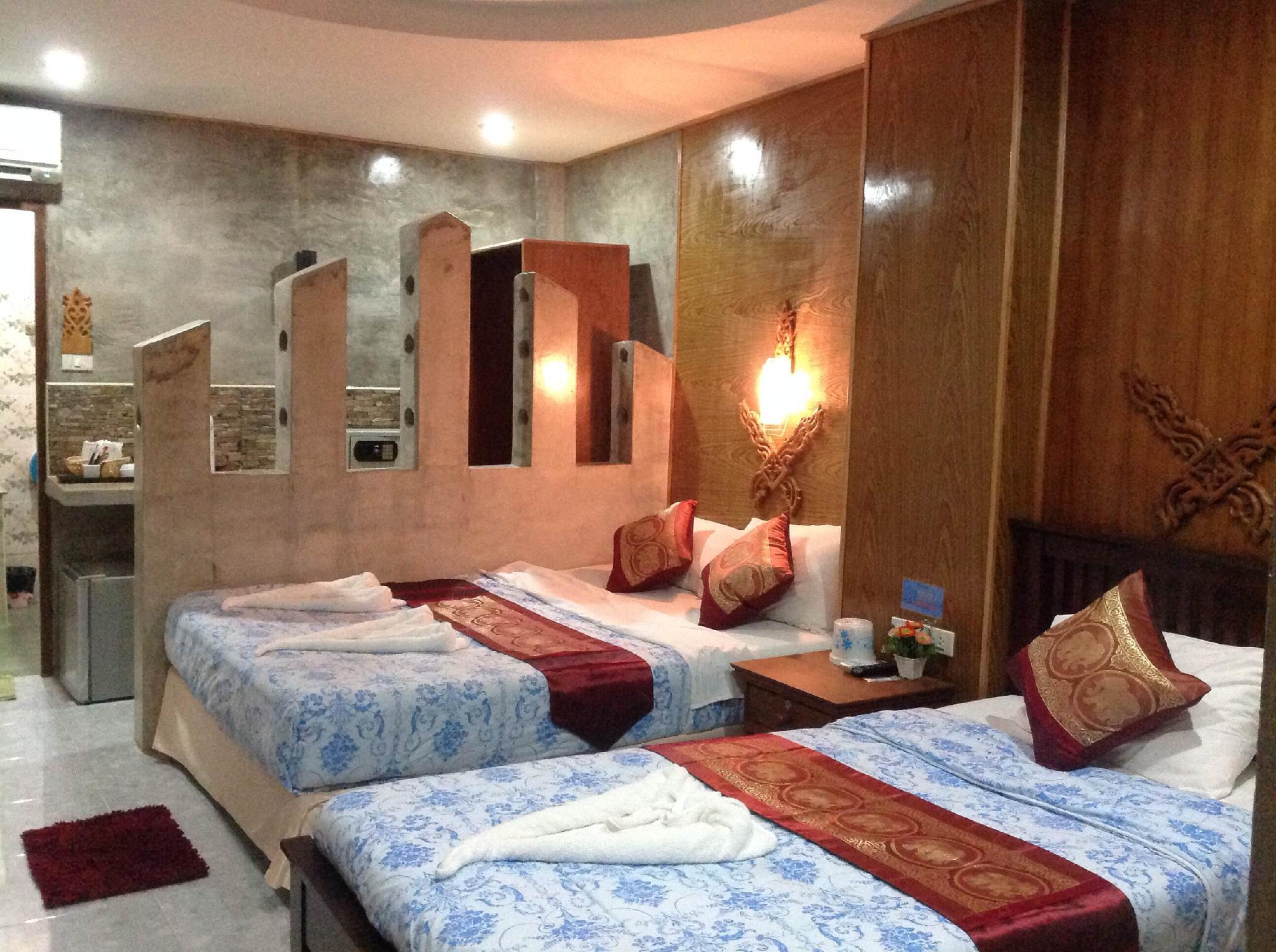 Hotell Ruan Mai Nai Yang Beach i Phuket Airport, Phuket. Klicka för att läsa mer och skicka bokningsförfrågan