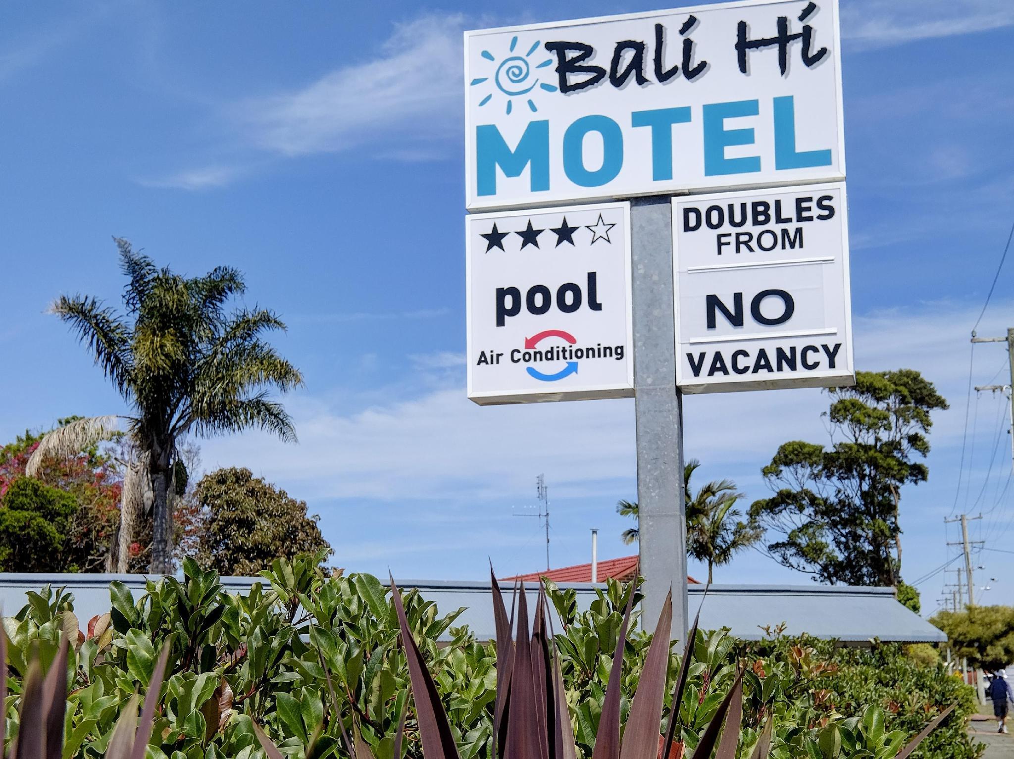 Bali Hi Motel - Hotell och Boende i Australien , Forster