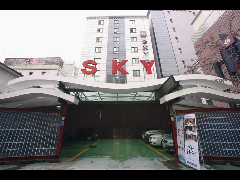 SKY Motel Jongno - Hotels and Accommodation in South Korea, Asia
