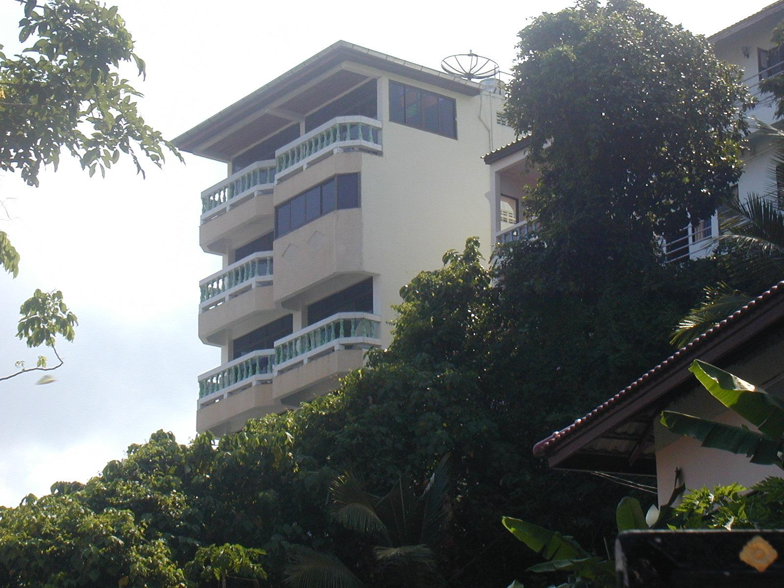 Green Papaya Apartments Phuket