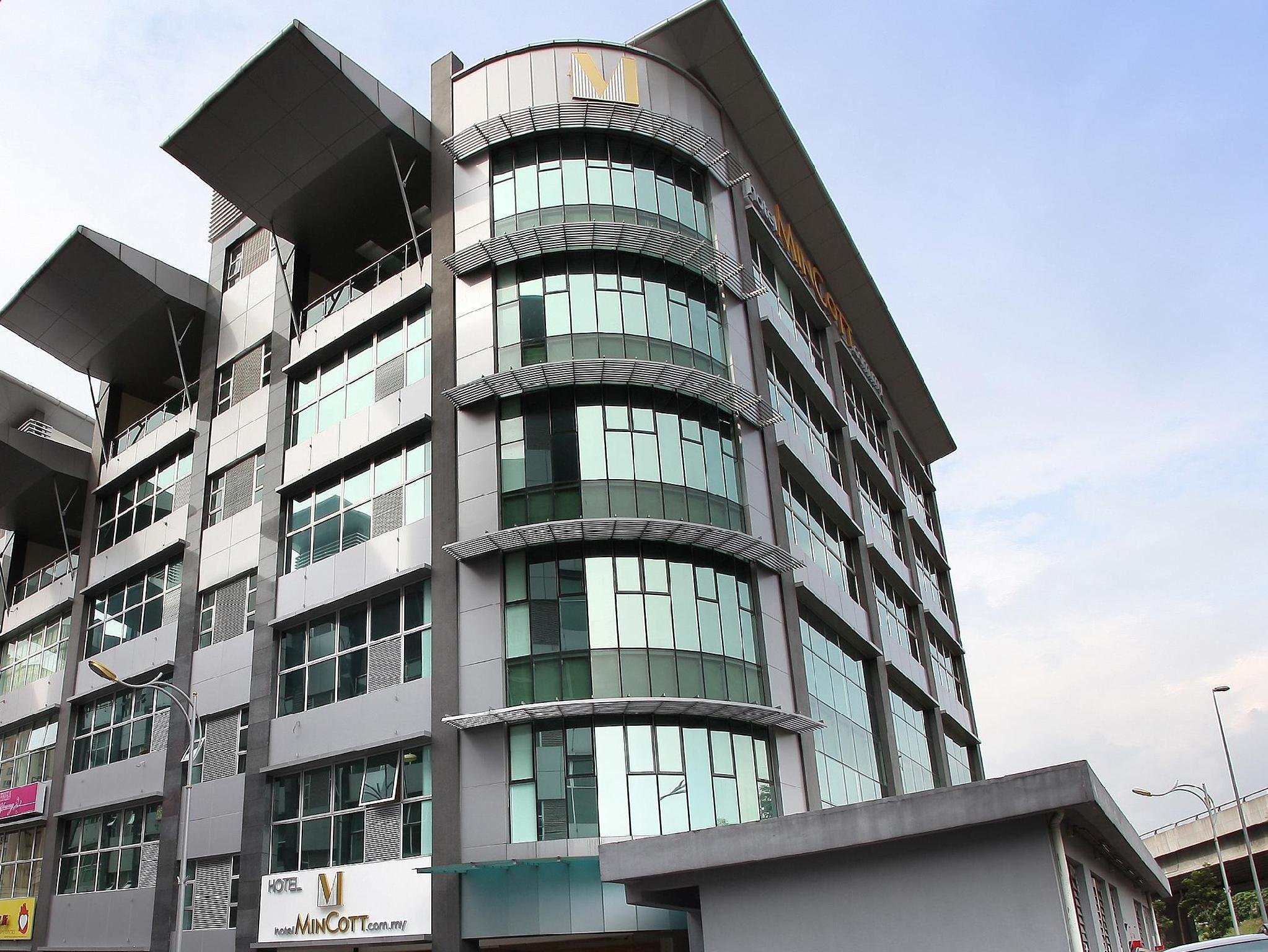 Hotel Mincott - Hotels and Accommodation in Malaysia, Asia