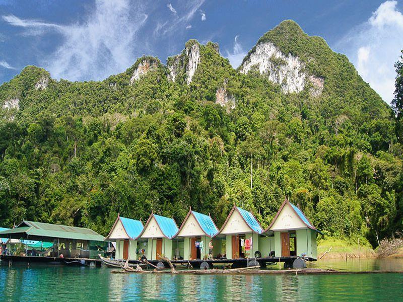 Smiley Lake House - Khao Sok
