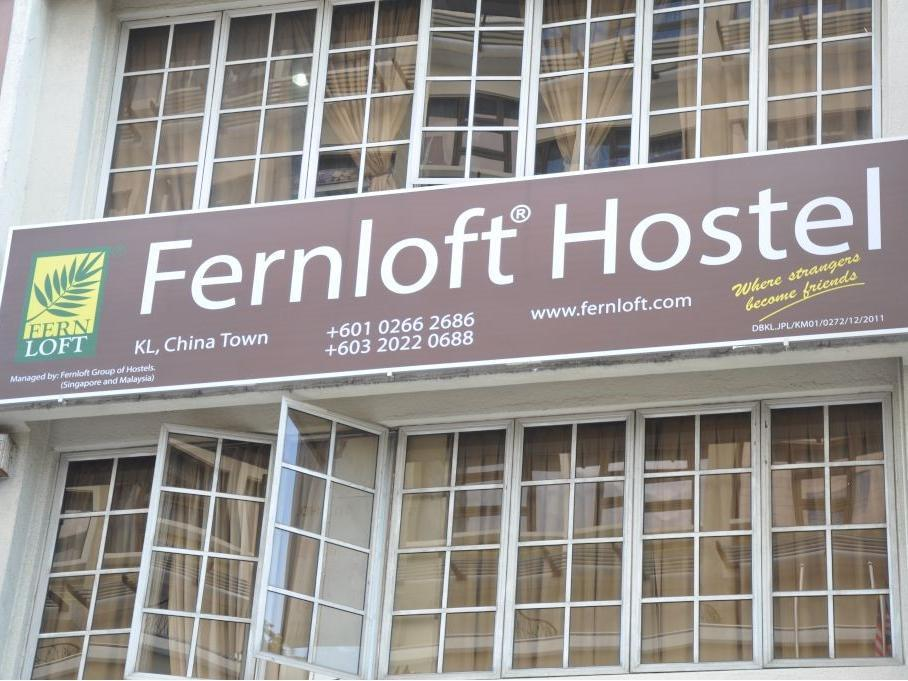 Fernloft KL@ Chinatown - Hotels and Accommodation in Malaysia, Asia