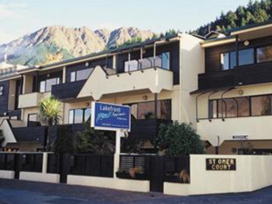 Lakefront Apartments - Queenstown City Center, Queenstown ...